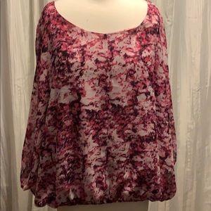Ellen Tracy size extra large blouse
